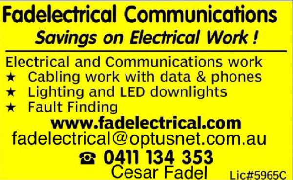 Electrical Communications
