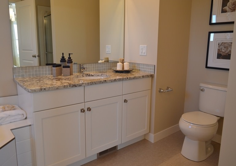 How to install bathroom vanity plumbing?