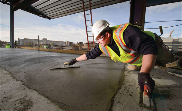 Concreting Services in Brisbane