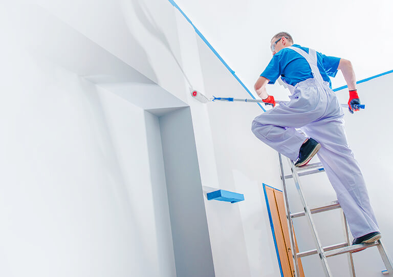 When Hiring Professional Painters