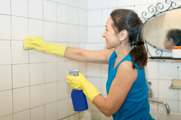 The price of Tile and Grout Cleaning Services