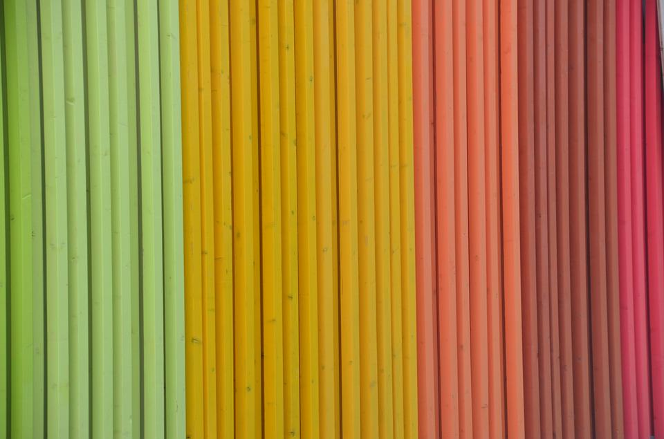 Fence Paint Colours for your Home