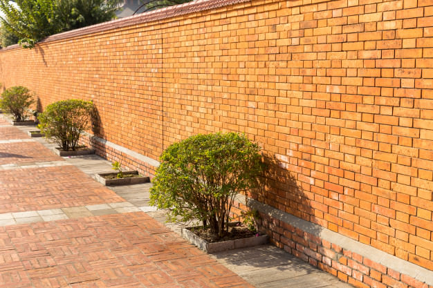 Brick Fencing Installation Cost