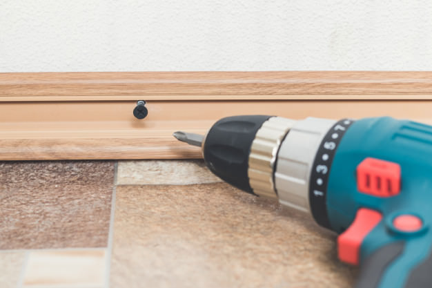 How much to install skirting boards?