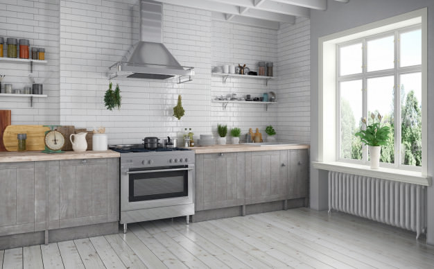 New Kitchen Construction Cost