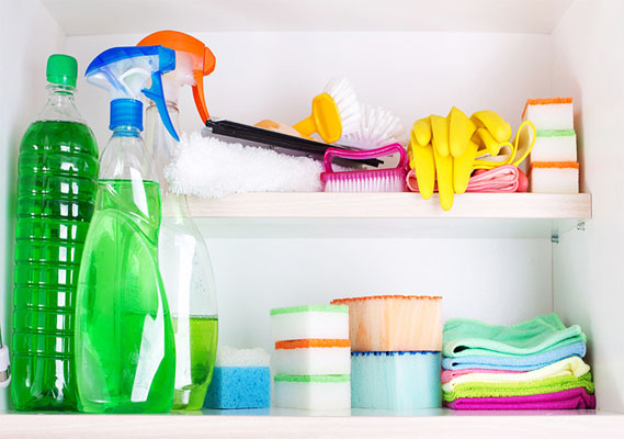 10 Must Have Cleaning Supplies for a Spotlessly Clean Home