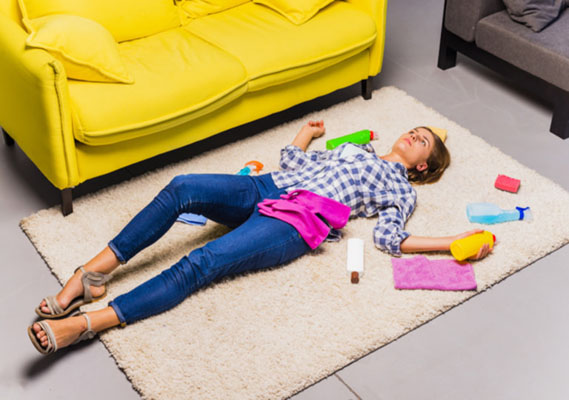 Carpet Myths That Will Have You Floored