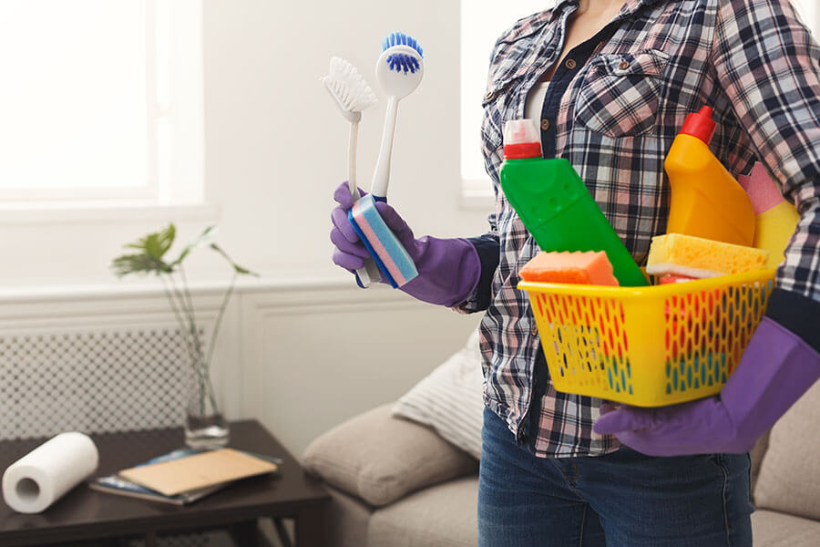 Cleaning Services in North Sydney, NSW