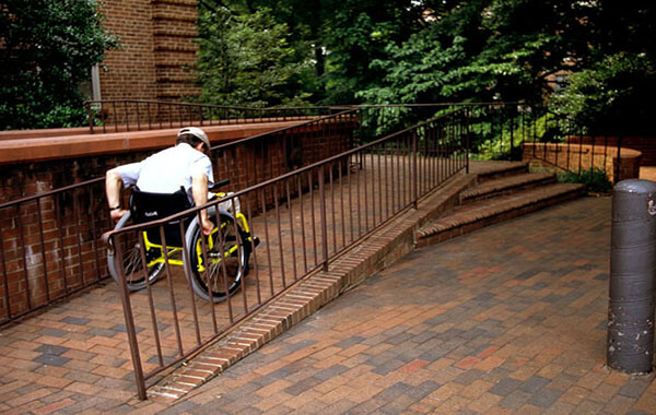 Spinal Cord Injury Awareness Week: Building Access Ramps