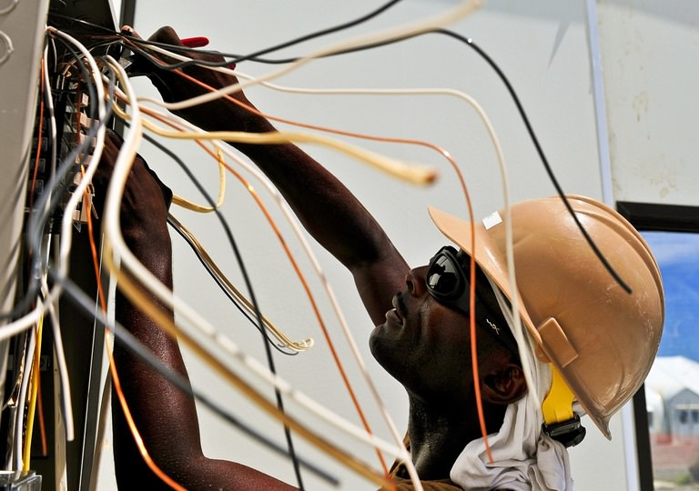 What is Industrial Electricians