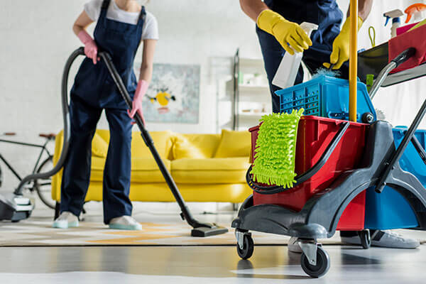 Cleaners in Cairns, QLD