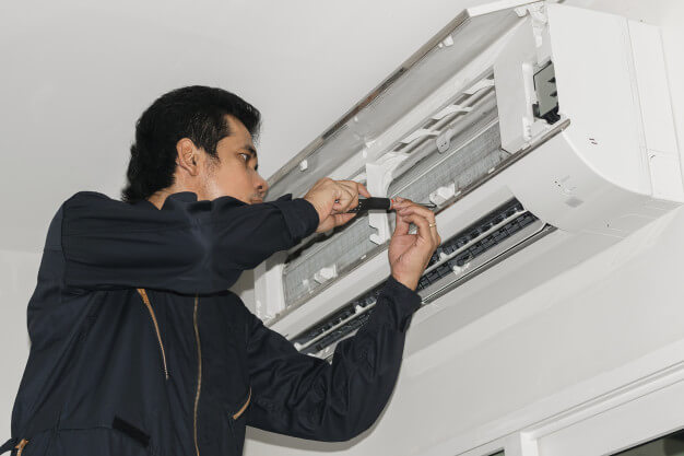 Type of Air Conditioning Service