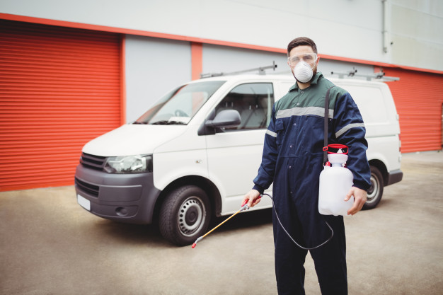 pest control methods